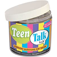 Teen Talk in a Jar: (Cards) Everyday Questions for Teens