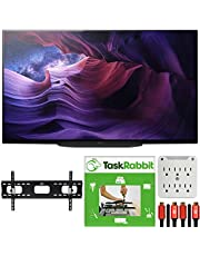 $1498 » Sony XBR48A9S 48-inch A9S 4K Ultra HD OLED Smart TV (2020) Bundle with TaskRabbit Installation Services + Deco Gear Wall Mount + HDMI Cables + Surge Adapter