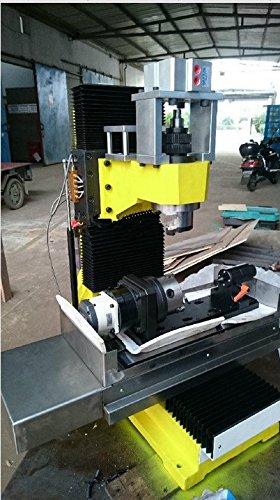 Amazon.com: Gowe máquina herramienta Mini CNC Fresadora ...