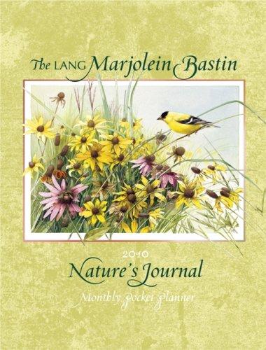 2010 Pocket Calendar - Marjolein Bastin Nature's Journal - Pocket 2010 Pocket Calendar