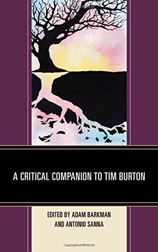 A Critical Companion to Tim Burton by Lexington Books