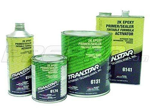 TRANSTAR 6131 Gray 2K Epoxy Primer/Sealer - 1 Gallon