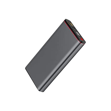 Banco de energía 20000mAh Cargador de teléfono portátil ...