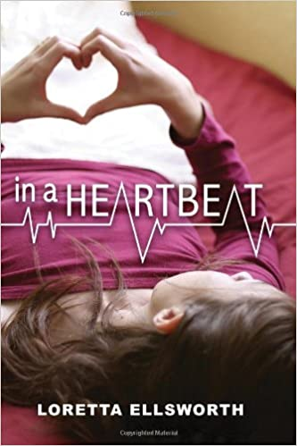 Image result for in a heartbeat book