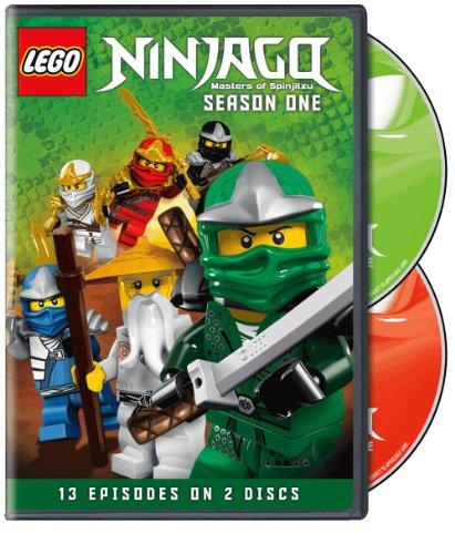 2012 World Series Game (LEGO Ninjago: Masters of Spinjitzu Season One)