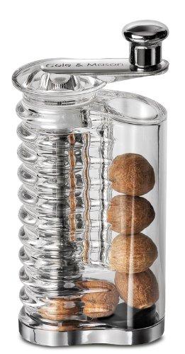 COLE & MASON Professional Nutmeg Spice Grinder (Fresh Mill)
