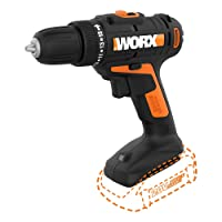 Deals on Worx WX101L.9 20V PowerShare Drill/Driver, Bare Tool Only