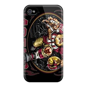 Fashionable Design San Francisco 49ers Rugged Samsung Galaxy Note4 New