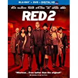 Red 2 [Blu-ray, DVD, Digital HD]
