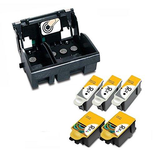 YATUNINK 30 30XL Printhead Replacement 1Pack and Ink Cart...