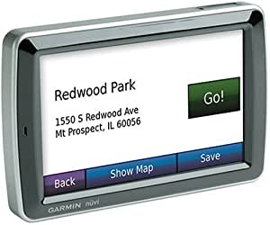 Garmin nüvi 5000 5.2-Inch Portable GPS Navigator