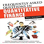 Frequently Asked Questions in Quantitative Finance | Paul Wilmott