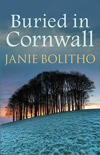 Buried in Cornwall (Cornwall Mysteries Book 3)