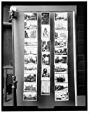 Vintography 40 x 30 Ready to Hang Canvas Wrap Wire Postcard Display Rack 1905 Detriot Publishing 66a