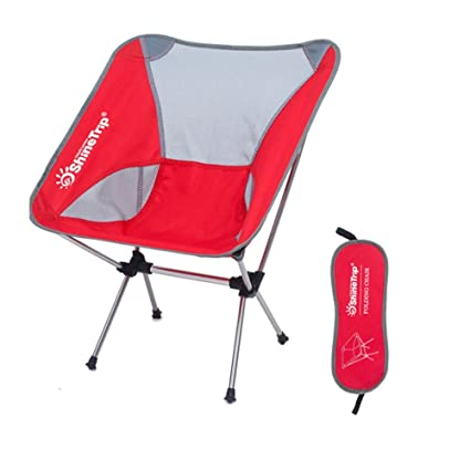 Amazon.com: GWFYXGS Ultralight Backpacking Pesca Silla Silla de ...