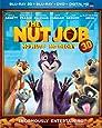 The Nut Job (Blu-ray 3D + Blu-ray + DVD + DIGITAL HD with UltraViolet)