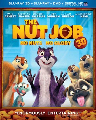 Nut Job Blu ray DIGITAL UltraViolet product image