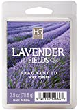 Hosley's Lavender Fields Scented Wax Cubes / Melts /Tarts. 2.5 Oz. Hand Poured Wax Infused with Essential Oils