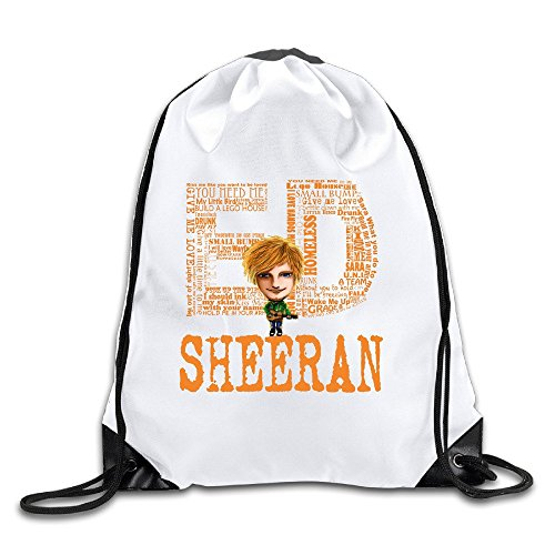 Price comparison product image Acosoy Ed Sheeran Drawstring Backpacks/Bags