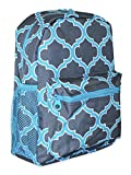 Best Ever Moda Baby Evers - Ever Moda Moroccan Mini Backpack (Blue) Review