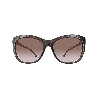 e9a4e12d06 Michael Kors MK2020F Sunglasses 311714-56 - Dk Brown Pink Marble ...