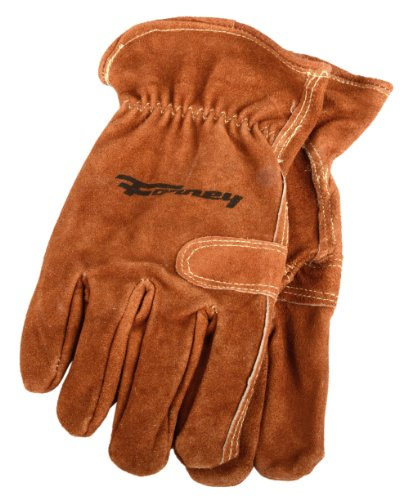 Forney 53173 Cowhide Leather Fencer Premium Men's Gloves, X-Large