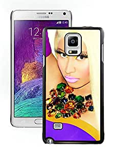 Nicki Minaj Samsung Galaxy note 4 black Phone Case 313