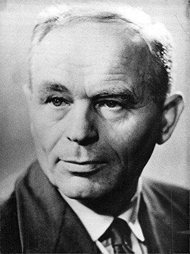 Vintage photo of Portrait of Stefan Ignar.