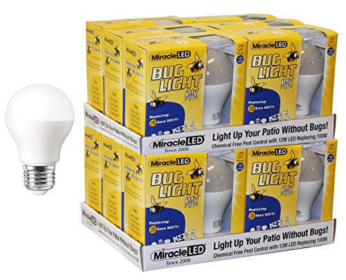 Miracle LED Yellow Bug Light MAX
