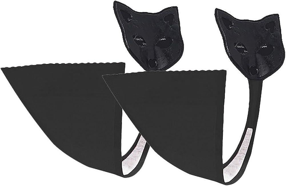 ANGTUO 2 Pack Donna C String Invisible Underwear Collant senza spalline adesivi No Trace G-string per Occasioni Speciali