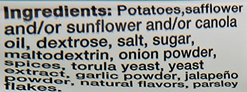 Kettle Brand Potato Chips, Jalapeno, 1.5 oz by KETTLE FOODS (Image #2)