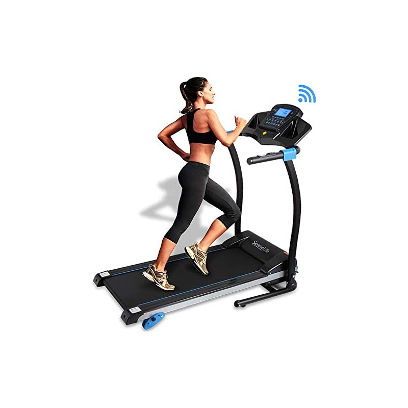 SereneLife Smart Digital Folding Treadmi