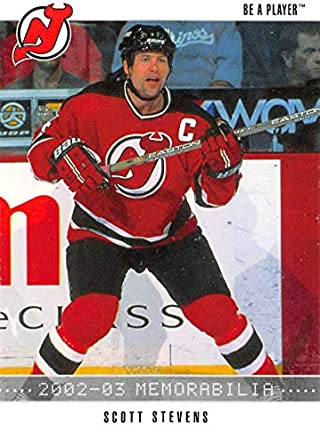 new style 496f0 29b46 Amazon.com: 2002-03 Be A Player Memorabilia Hockey #171 ...