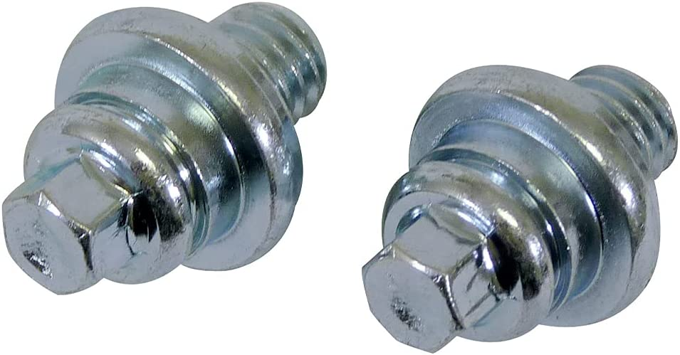 Schumacher Side Terminal Bolts - Dual Cable Installation