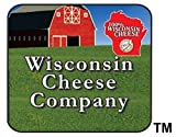Mancave Ultimate Men's Cheese & Sausage Gift Basket - features Summer Sausages, 100% Wisconsin Cheddar Cheese, Pepper Jack Cheese | Great Birthday Gift Baskets to Send! with Amazon