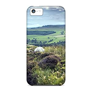 Hot Tpye Heavenly Light In The Valley Case Cover For Iphone 5c