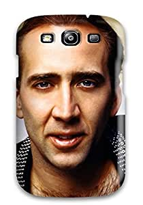 Charejen Case Cover For Galaxy S3 - Retailer Packaging Nicolas Cage Protective Case