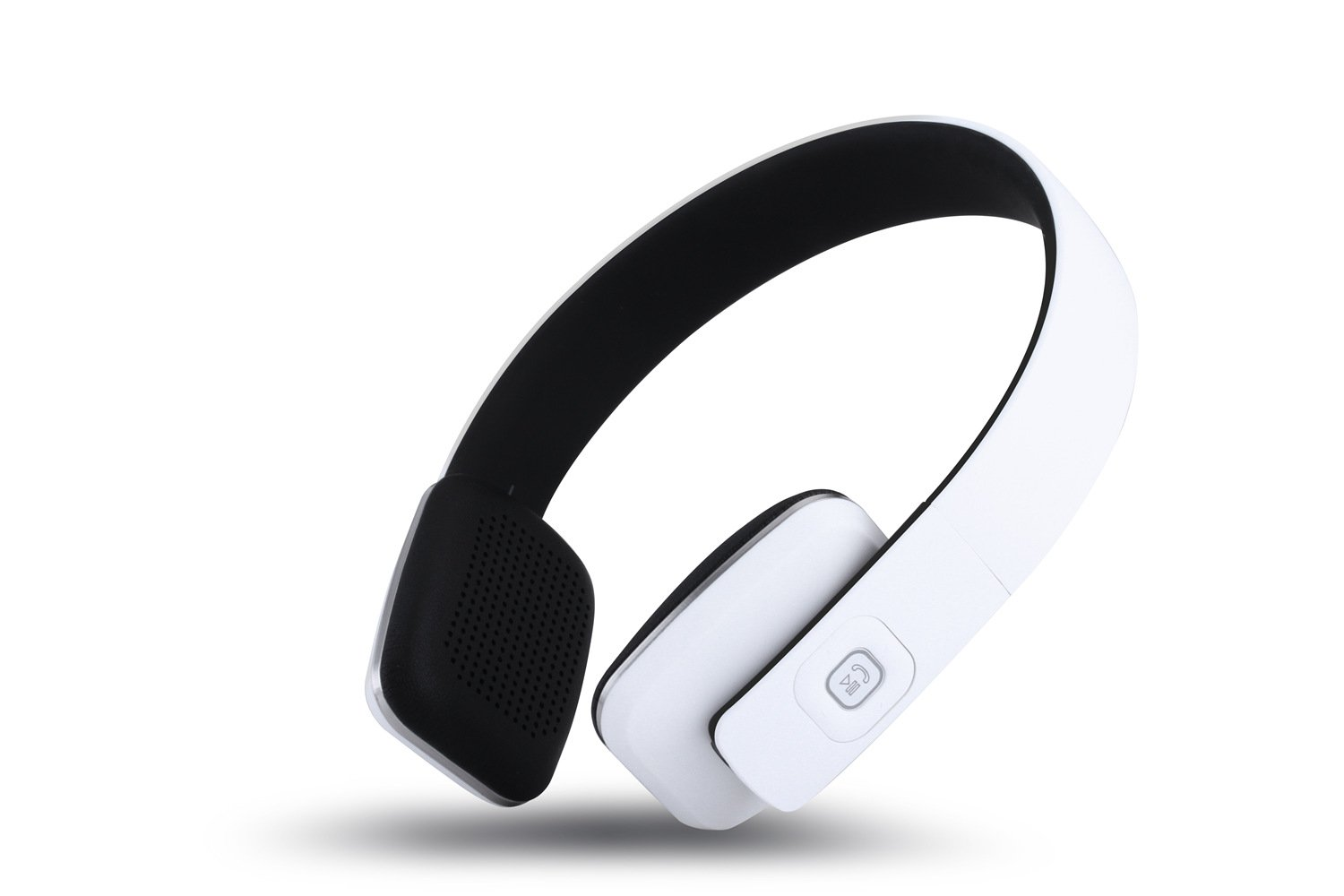 Auriculares Bluetooth MARSEE Bluetooth 4.1 High Fidelity Inalambrico Over-Ear para Smart Phones & Tablets(White)