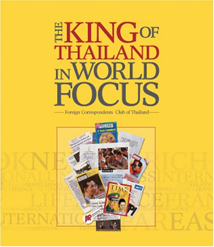 King of Thailand In World Focu pdf epub