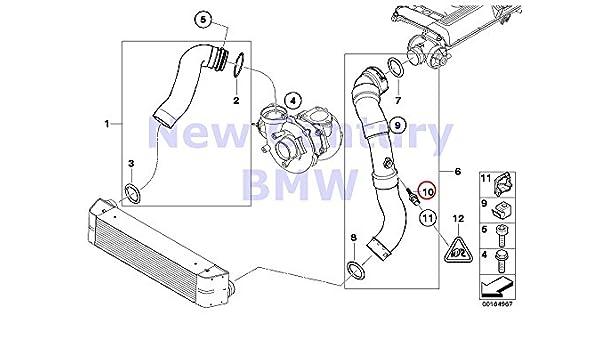 Amazon Com Bmw Genuine Intake Manifold Lubrication System