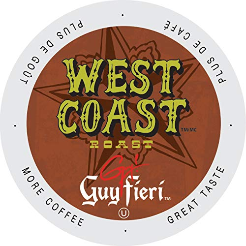 (Guy Fieri Flavortown Roasts X-Bold West Coast Roast, 24 Count)