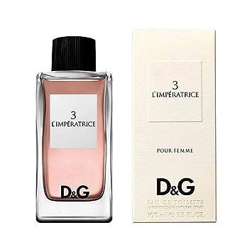 31e6d3a7 Anthology L Imperatrice 3 by Dolce & Gabbana for Women - Eau de Toilette,  100ml