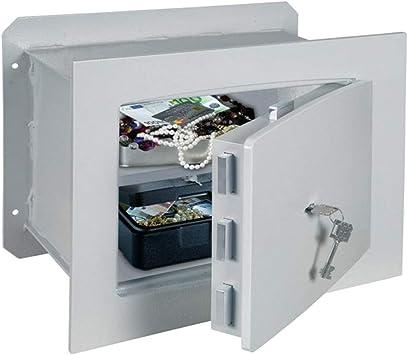 Tresoro - Caja Fuerte de Pared Clase 1 EN 1143-1 Secureo Strix 1 (330 x 430