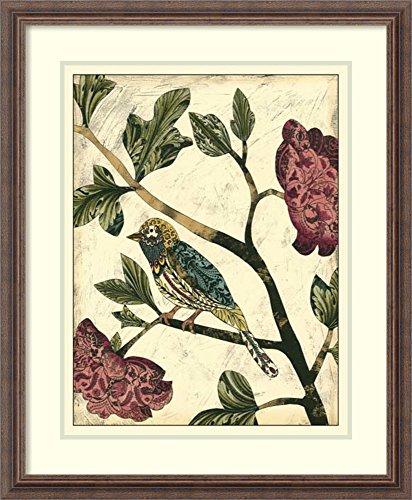 - Framed Art Print 'Victorian Serenade II' by Chariklia Zarris