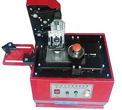 TDY-380 Electric Pad Printer Date Coding Machine Logo
