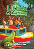 img - for The Littles Go Exploring book / textbook / text book