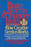 img - for Brainstorms and Thunderbolts How Creative Genius Works book / textbook / text book