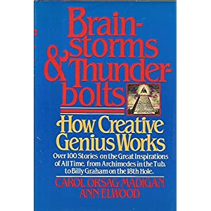 Brainstorms and Thunderbolts  How Creative Genius Works