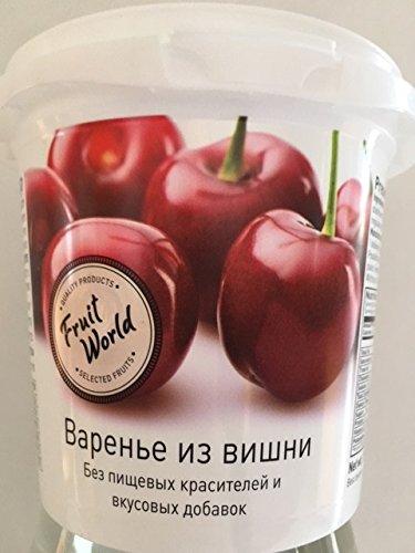 Cherry Confiture 17.5 oz ,Kosher for Passover