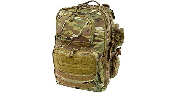 a8c91c7be3 Amazon.com   Flying Circle Brazos Tactical Backpack Multicam   Sports    Outdoors